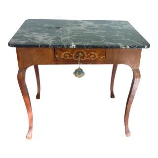 Dutch Inlay Table