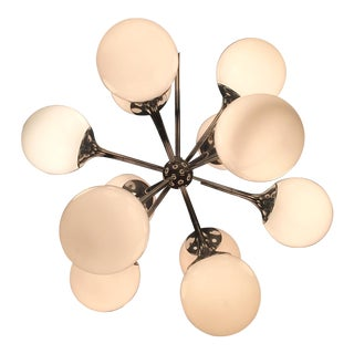 Vintage Lightolier Sputnik Chandelier