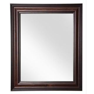 American Walnut Rayne Wall Mirror