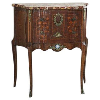 Antique 19th Century Louis XVI Style Commode