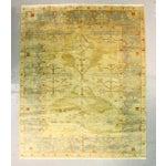 """Image of Large Oushak Rug - 10' x 8'3"""""""