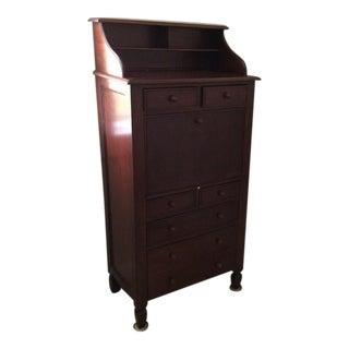 Crate and Barrel Secretary Desk