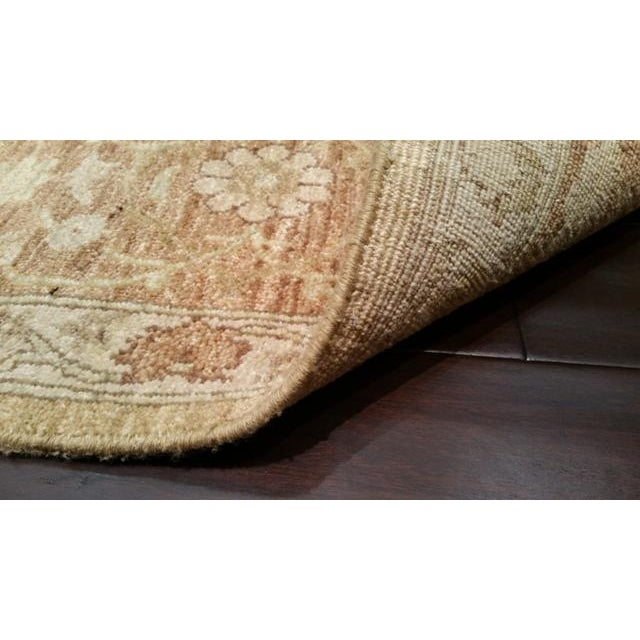 Traditional Handmade Knotted Rug - 8x10 - Image 4 of 4