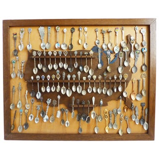 Spoon Collection Wall Art