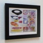 Image of Signed Agamograph - Untitled