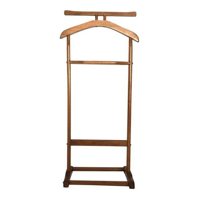 Vintage Wooden Valet - Image 1 of 4