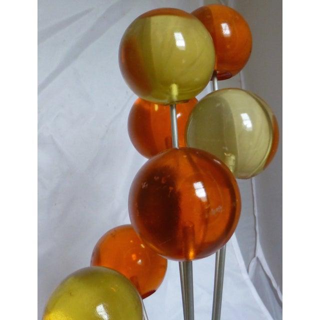 Mid Century Lucite Lollipop Sculpture - Image 4 of 9