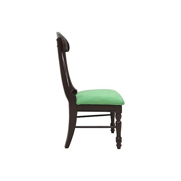Biedermeier Kate Spade Dining Chairs - Set of 4 - Image 3 of 8