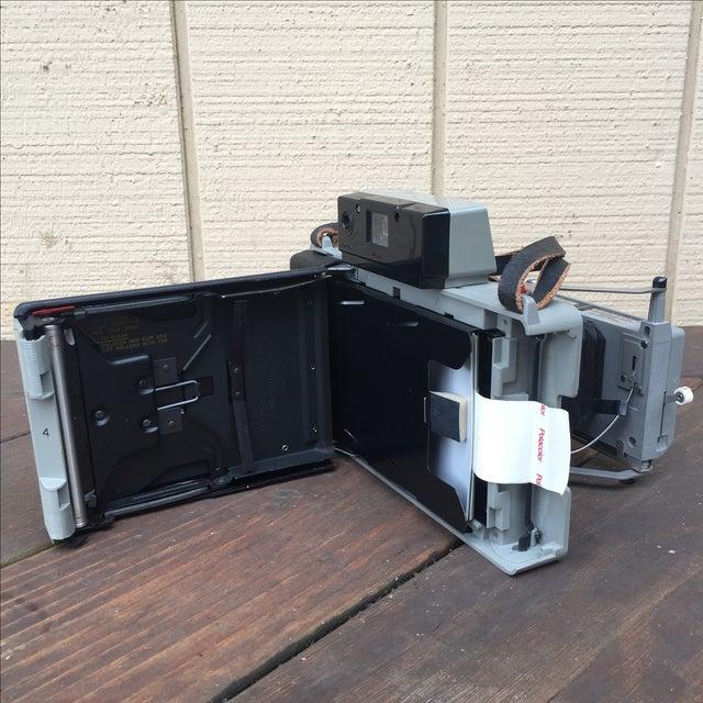 Vintage 70s Polaroid 225 Land Camera - Image 4 of 5