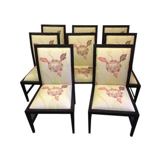 J.C. Cody Ellis Dining Chairs - Set of 8