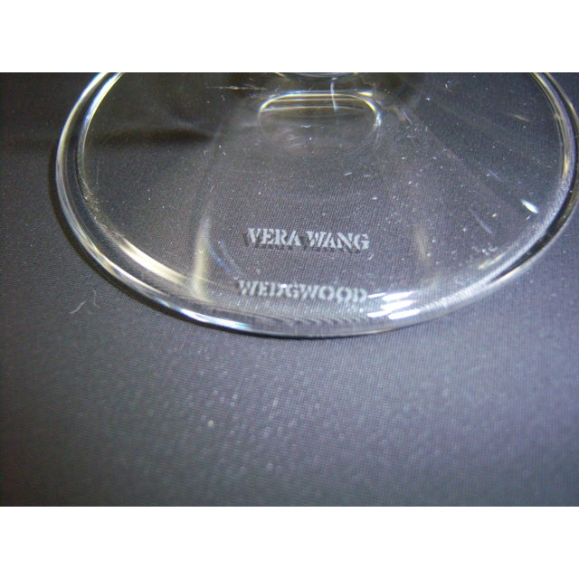 Image of Vintage Vera Wang St. Tropez Juice Glasses - Set of 4