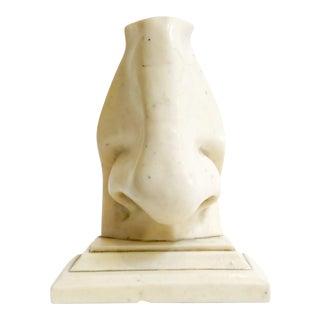 Stone Nose Sculpture