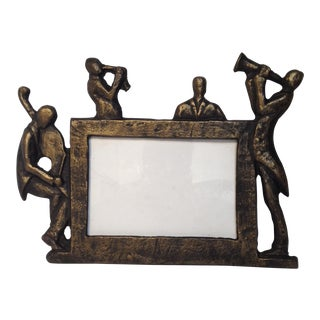 Jazz Quartet Picture Frame