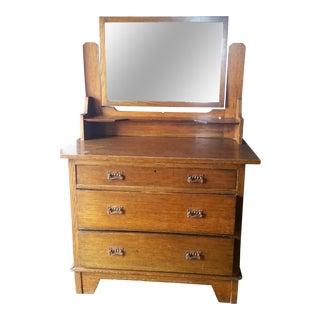 English Arts and Crafts Dresser