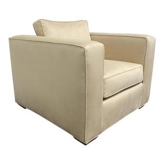 RJones Tuxedo Lounge Chair