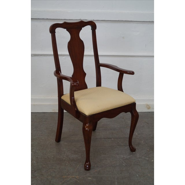 Pennsylvania House Solid Cherry Dining Chairs - 6
