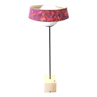 Sonneman Style Mid-Century Globe Floor Lamp
