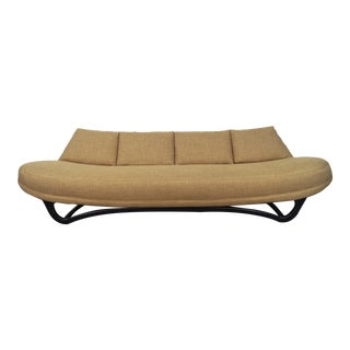 Vintage Mid-Century Sofa