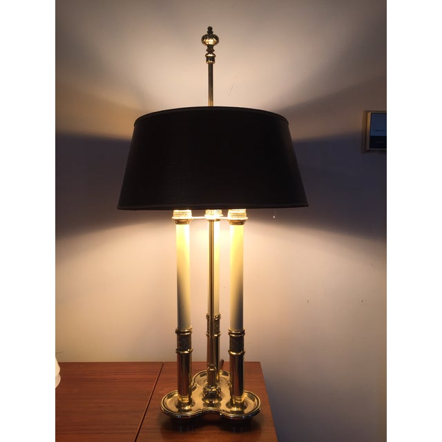 Stiffel Bouillotte Candle Desk Lamp - Image 3 of 5