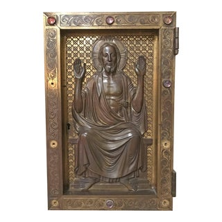 c. 1800 Antique Tabernacle Door