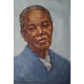 Bertha H. Potter African American Women Portrait