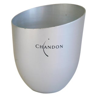 Vintage Chandon Sparkling Wine Chiller Bucket