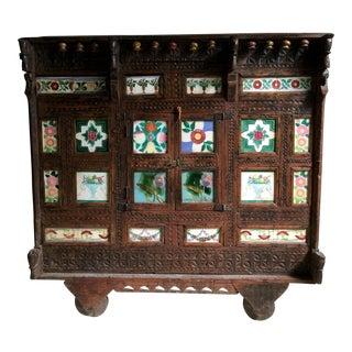 Antique Afghan Wedding Cabinate