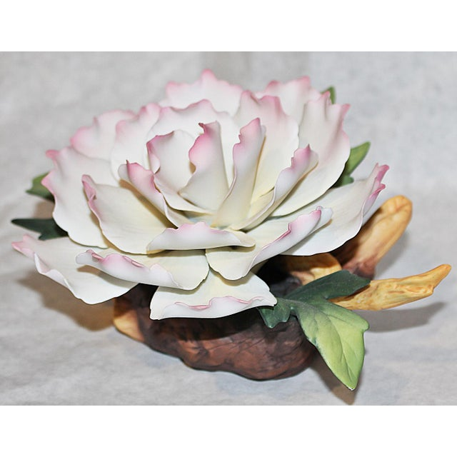 Andrea of Sadek Bisque-Porcelain Flower - Image 2 of 8