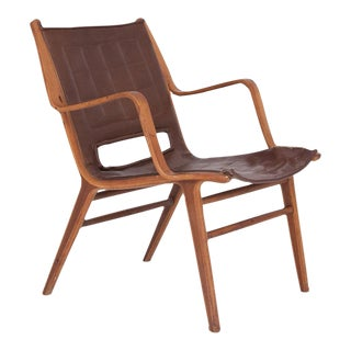 Danish Modern Peter Hvidt Ax Chair