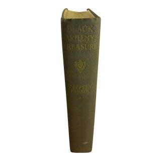 1920 Black Bartlemy's Treasure by Jeffery Farnol