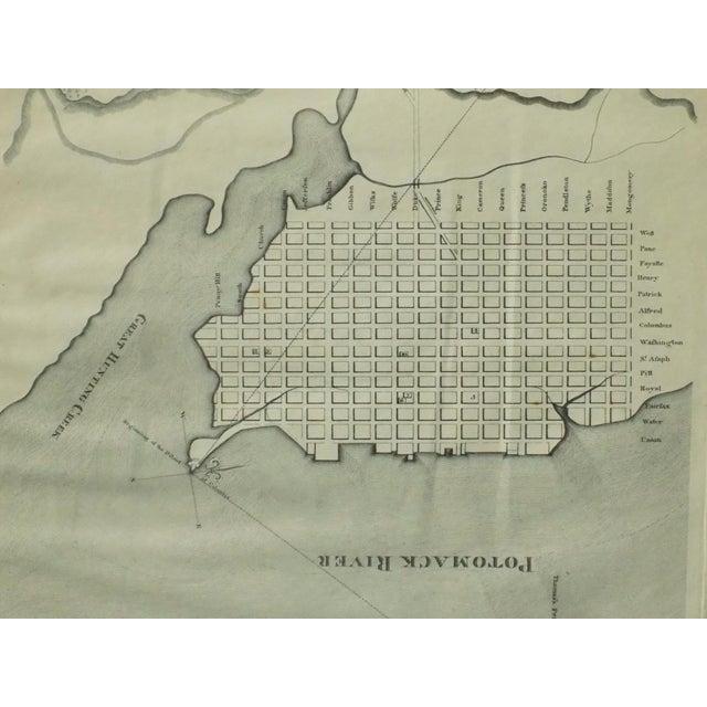 1944 Alexandria, Virginia Town Plan - Image 6 of 7