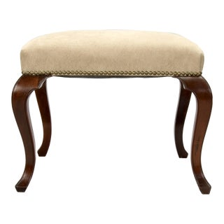 English Regency Style Stool
