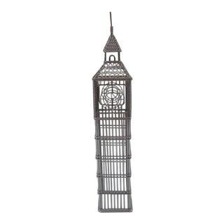 Wire Big Ben Clock Tower Model