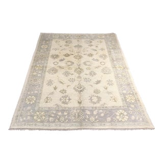 "Bellether Rugs Contemporary Genuine Oushak Rug - 4'5""x5'11"""