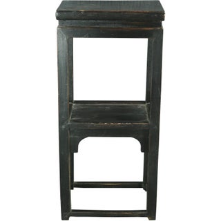 Late Qing Dynasty 2-Tier Antique Table
