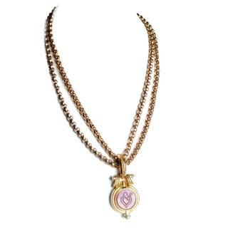 Vintage Tova Beverly Hills Gold Necklace