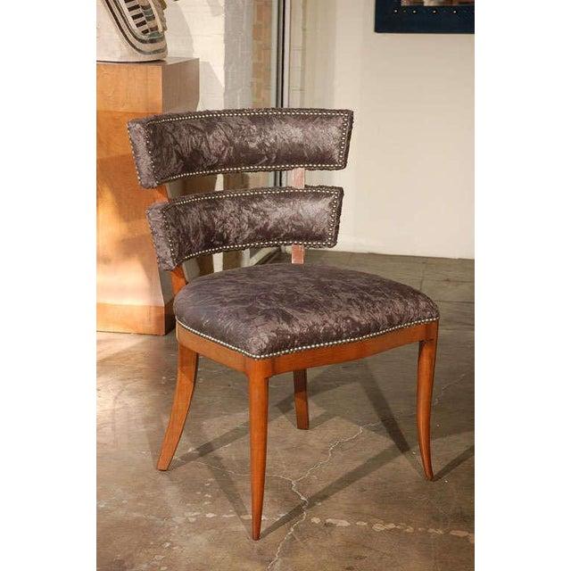 Paul Marra Klismos Style Chair - Image 2 of 8