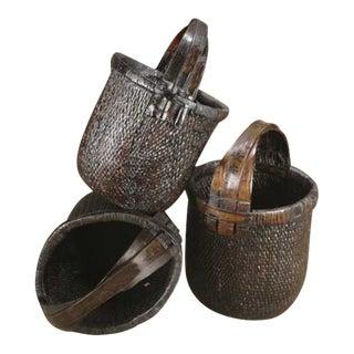 Hand-Woven Baskets, China