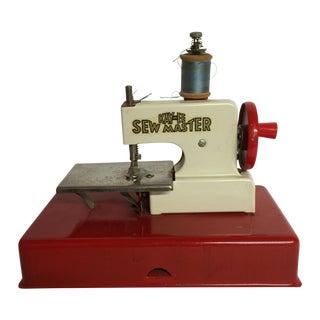 1940s German Made Tiny Sewing Machine