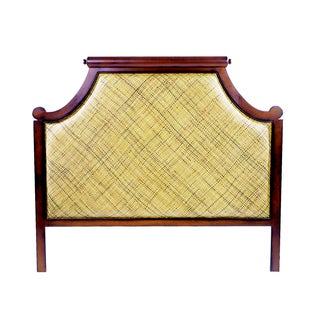 David Francis Twin Twill Headboard