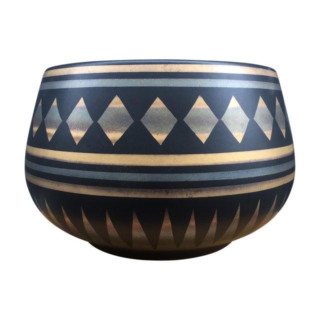 Italian Ceramic Bowl by Alvino Bagni - Image 1 of 4