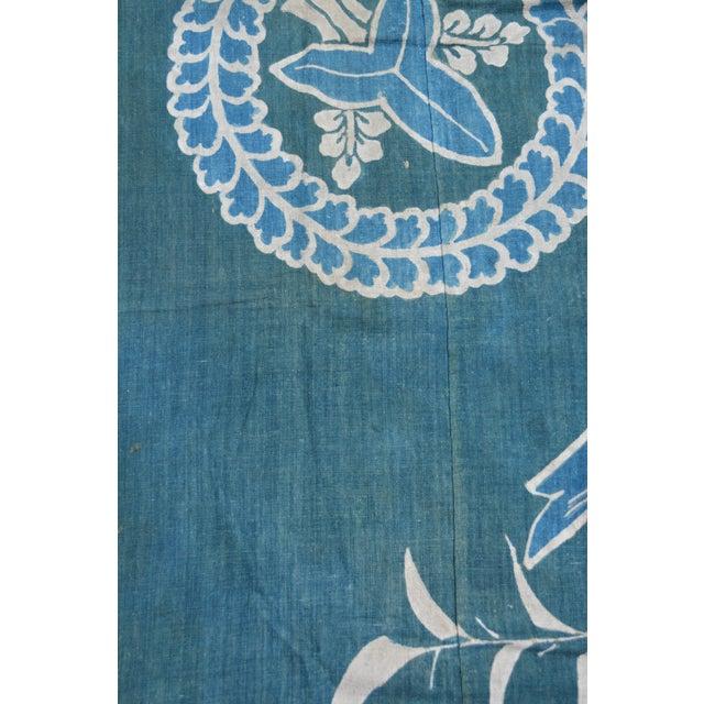 Image of Japanese Meiji Period Tsutsugaki Bride's Cloth