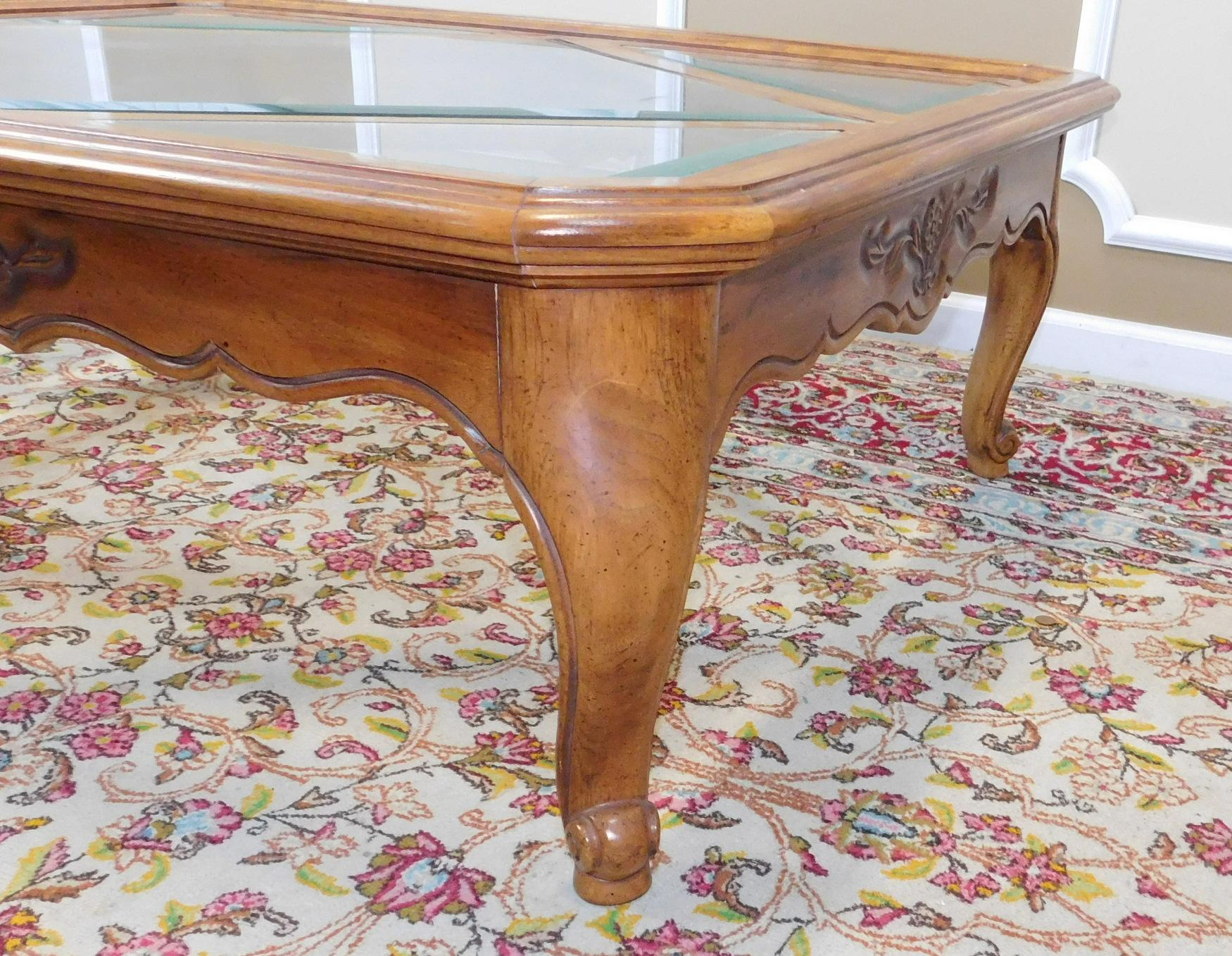 Drexel Heritage Cabernet Collection Coffee Table   Image 5 Of 9