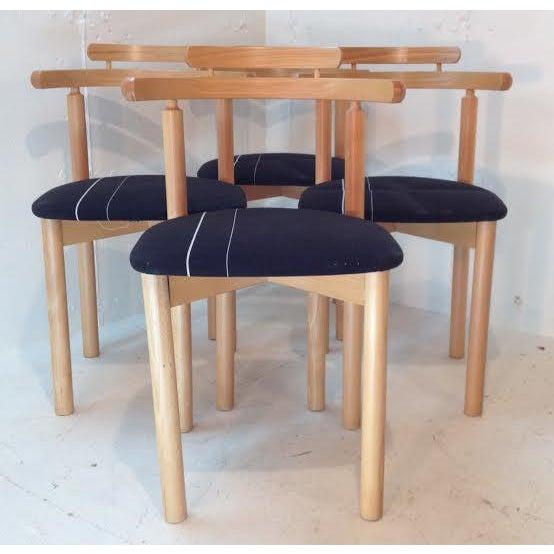 Findahls Møbelfabrik 4 Danish Dining Chairs - Image 2 of 5