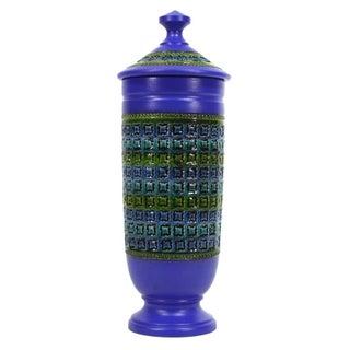 Bitossi Jar by Rosenthal Netter