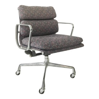 Eames for Herman Miller Aluminium Group Soft Pad Management Chair