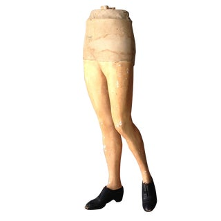 Antique P. Iman's Paris Mannequin Legs
