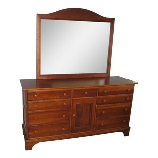 Lexington Dresser With Mirror