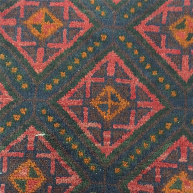 Baluchi Persian Rug - 2'8 x 5'7'' - Image 7 of 7
