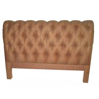 Cal King Headboard Fortuny Granada Fabric